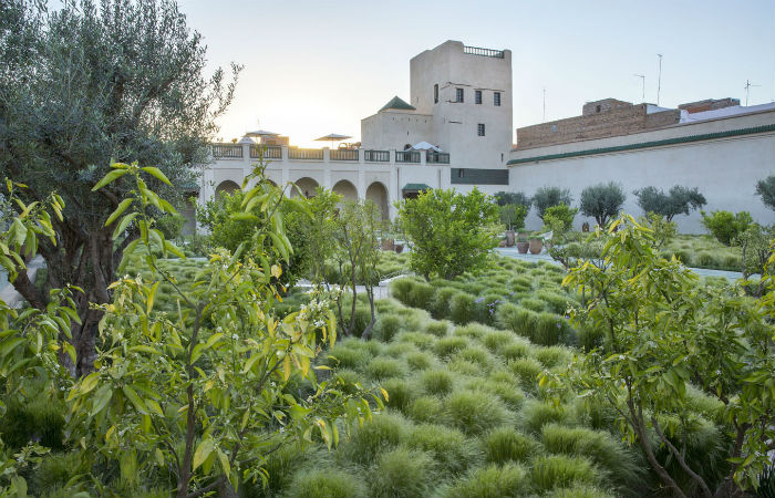 Le jardin secret Marrakech