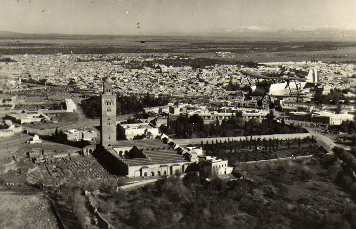Médina-de-Marrakech