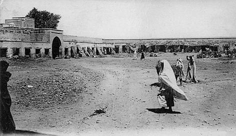 Place des ferblantiers à Marrakech