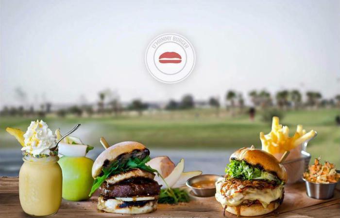 omammy burger marrakech