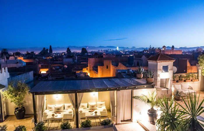 L 39 h tel avec le meilleur service au monde est marrakech for Hotel meilleur
