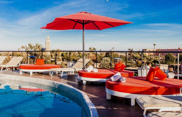 sky lounge marrakech