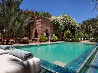 piscine a marrakech