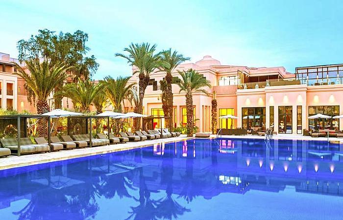 daypass piscine movenpick marrakech