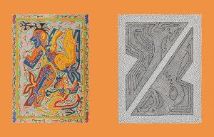 Écritures ésotériques @ MACAAL - Musée d'Art Contemporain Africain Al MAADEN | Marrakesh | Maroc