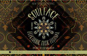 SoulFace - Electronic Music Festival @ Villa Maroc : Au Jardin des senteurs | Marrakech | Maroc