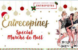 Marché de Noël Entrecopines @ Entrepotes Marrakech | Marrakesh | Maroc