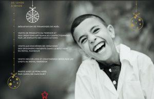 Marché de Noël au profit de 4 associations @ Royal Mansour Marrakech | Maroc