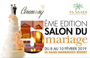 Ceremony : 5ème édition du Salon du Mariage