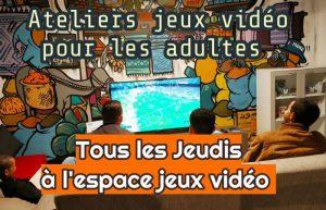 Atelier jeux vidéo pour adultes @ Médiathèque Adultes IFM | Marrakech | Marrakech-Safi | Maroc