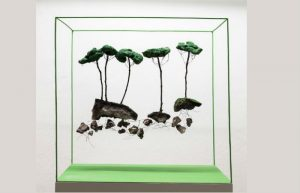 "Exposition ""Terre et Racines"" de l'artiste Houda Terjuman @ Art Lounge Sofitel Marrakech | Marrakesh | Maroc"