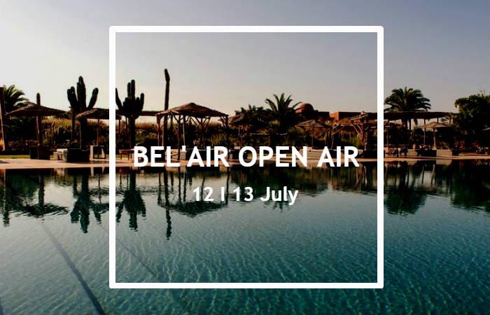 bel air open air marrakech