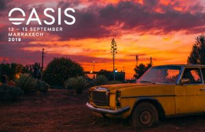 Oasis Festival @ Fellah Hôtel | El Jadida | Maroc