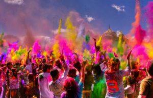 Festival of colors : Holi Festival 2019 @ Jnane Faiza | مراكش | جهة مراكش آسفي | Maroc