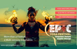Epic Yoga Festival @ Golf Al Maaden - Movenpick Mansour Eddahbi | Marrakech | Marrakech-Safi | Maroc