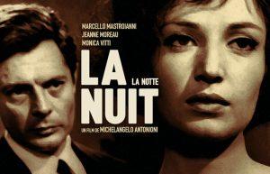 La Notte de Michelangelo Antonioni (1961) @ Musée Yves St Laurent | Marrakech | Marrakech-Safi | Maroc