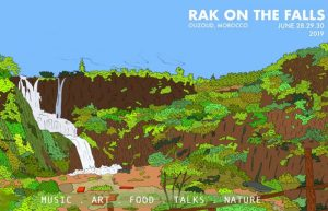 Rak Electronic on the Falls - Ouzoud @ Ouzoud | Maroc
