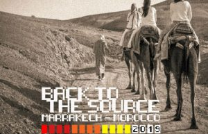 Back to the source 2019 @ The Source | Marrakesh | Maroc