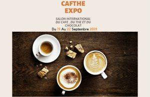 """Cafethe Expo """"Salon international du thé, du café et du chocolat"""""""