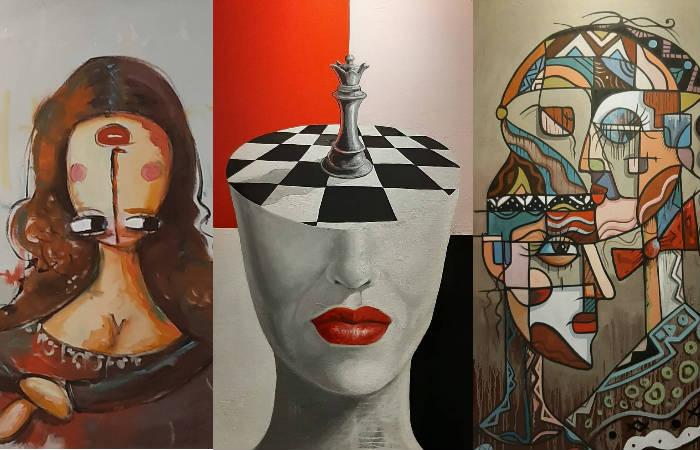 exposition la femme au sofitel marrakech