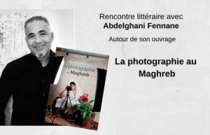 Signature du livre : La Photographie au Maghreb @ Riad Denise Masson | Marrakesh | Maroc