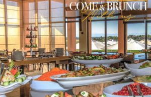Come & Brunch with us @ Al Maaden Golf | Maroc