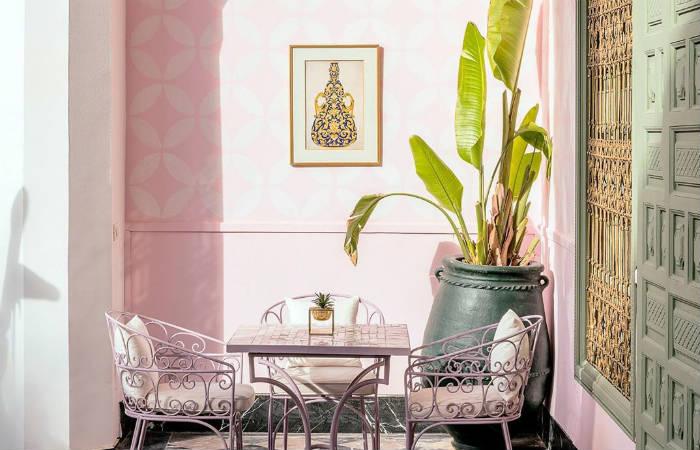 les jardins du lotus marrakech