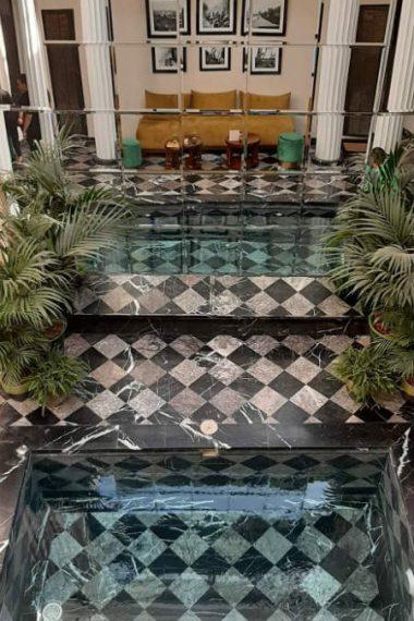 reflet les bains du lotus marrakech