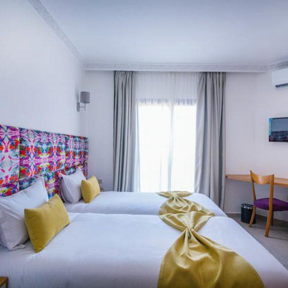 chambre hotel ibn batouta