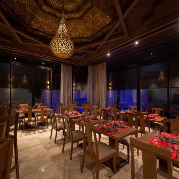 restaurant Ibn batouta