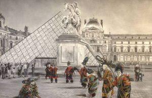 "Exposition ""Cross History"" de Franck Kemkeng Noah @ Palace Es Saadi | Marrakesh | Marrakesh-Safi | Maroc"