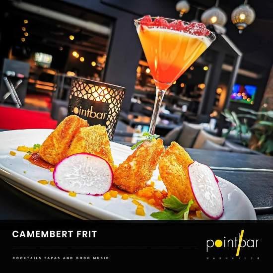 camembert point bar