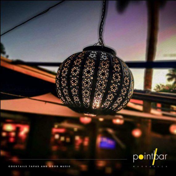 point bar light