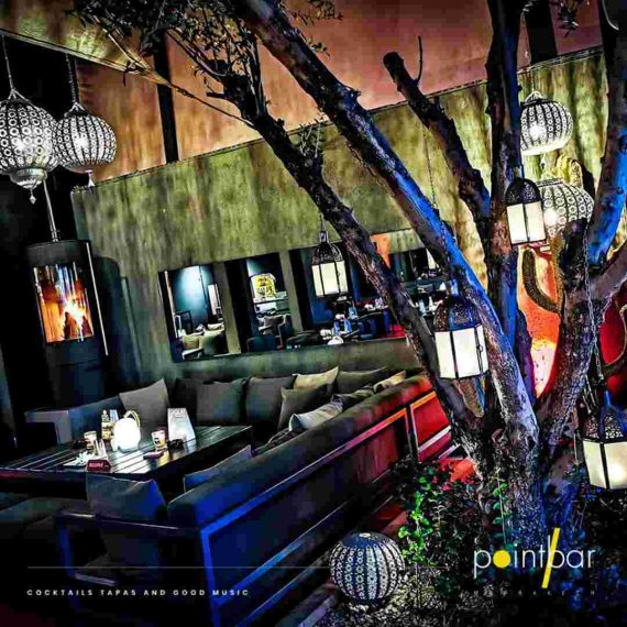 point bar terrasse