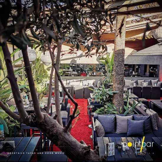 terrasse point bar kech