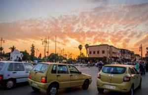 Réservation de taxi Yassir débarque à Marrakech