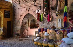 bientôt des cameras de surveillance dans le médina de Marrakech