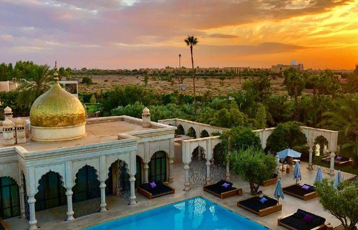 nomad bar marrakech